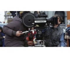 #figurants pour le tournage du film