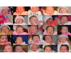 Un #bébé caucasien 3 à 6 mois pour les besoins d'un long métrage #Paris