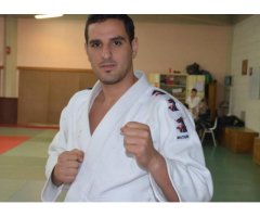 Un jeune homme de 25 ans #sportif #judo pour la série