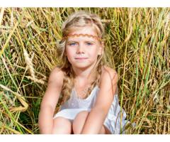 #casting #enfant fillette blonde de 11 ans pour long-métrage avec Romain Duris