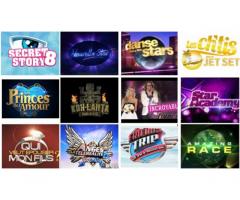 #Candidats #aventuriers pour un nouveau jeu d'aventure #TF1 #TV #Paris