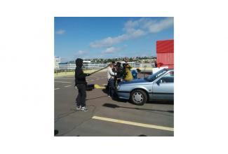 #figuration avec Voitures récentes (sauf voitures blanches) #Marseille