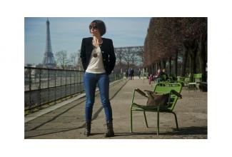 une silhouette / #mannequin féminin 20/30 ans pour 3 à 4 jours de tournage à #Paris