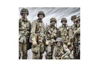 #figurants hommes #militaires pour long-métrage avec Kad Merad #Roissy