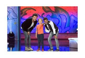 #casting #enfants 4/12 ans pour le Jamel Comedy Kids #Paris