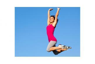 Jeune femme #sportive 25-35 ou jeune #modèle pour une marque de vêtements de sport