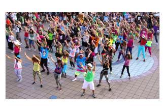 #figurants hommes et femmes pour #Flashmob #Saint-Martin-du-Var #Var
