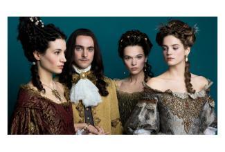 #figuration hommes et femmes pour la série #Versailles #Canal+ #Paris