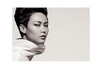 Une jeune femme #chinoise pour le film