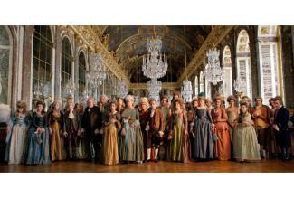 #figurants pour le tournage de la série Versailles saison 3 diffusée sur Canal+