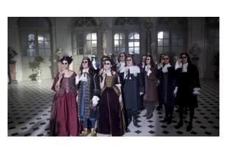 #Figuration #enfants garçons et filles pour la série #Versailles diffusée sur #Canal+