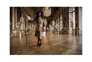 #figurants hommes et femmes pour le tournage de la série #Versailles sur #Canal+