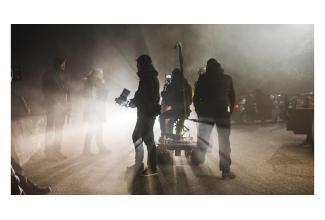 #figurants #mannequin #Fashion #pompier pour long-métrage de Saphia Azzedine