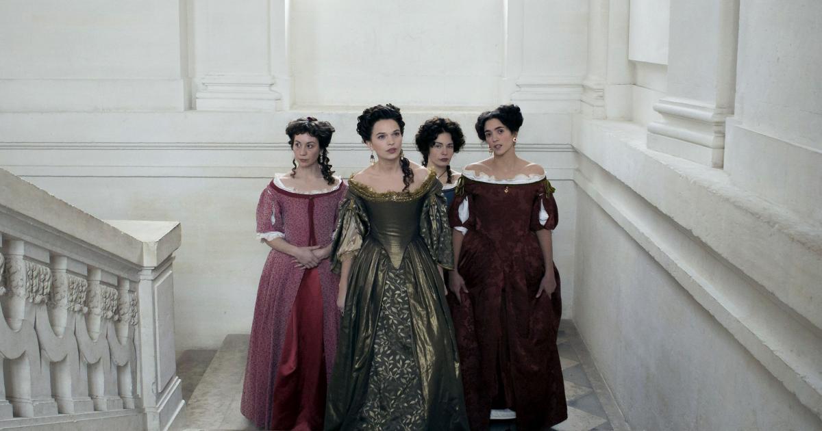 #casting jeunes 18/19 ans pour la série #Versailles diffusée sur #canal+