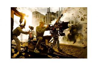 #figurants hommes 30/50 ans pour faire des #militaires dans une film #américain