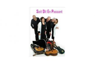 #Gardanne figuration CLIP « On n'a pas fini d'en parler » du groupe « Soit Dit En Passant »