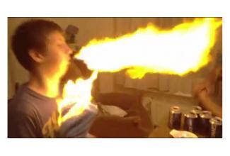 #cracheur de #feu #Burneur pour la série américaine