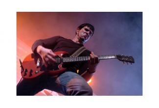 #figurant #guitariste pour la série américaine