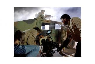 #figurant homme #maghrébin #américain et #Coréen pour la série « Thanksgiving»