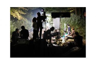 #Cahors #Lot #figuration pour le film « Notre dame de la ZAD » de Xavier Delagnes