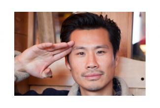 #figuration homme #chinois parlant #mandarin pour le film