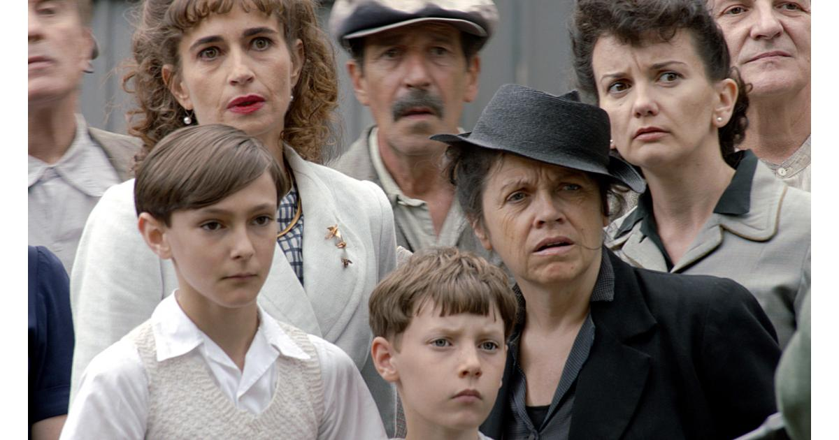 #Yvelines #figurants #enfants pour le tournage du téléfilm France2 « Sur la tête de ma mère »