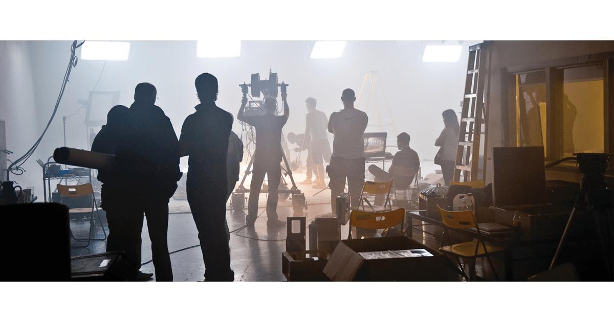 40 figurants pour tournage clip #rap avec des artistes