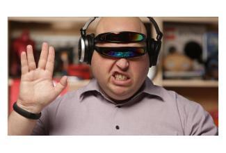 #figuration hommes 20/30 ans #geek #nerd pour nouvelle série Canal+