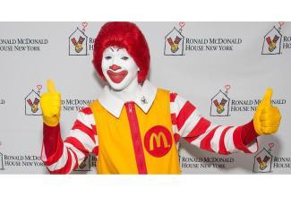 #Marseille #figuration profils divers pour tournage #publicité McDonald's(tm)
