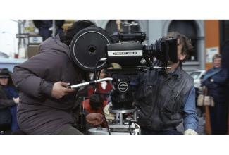 #figuration et #silhouettes pour le tournage d'une #publicité #Paris