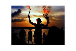 #cirque #magie #jongleur #acrobates pour tournage d'un film publicitaire