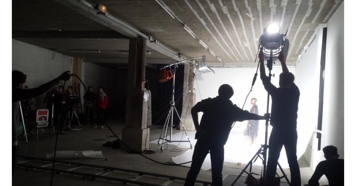Divers profils #figurants pour le tournage d'une vidéo #publicité #Paris
