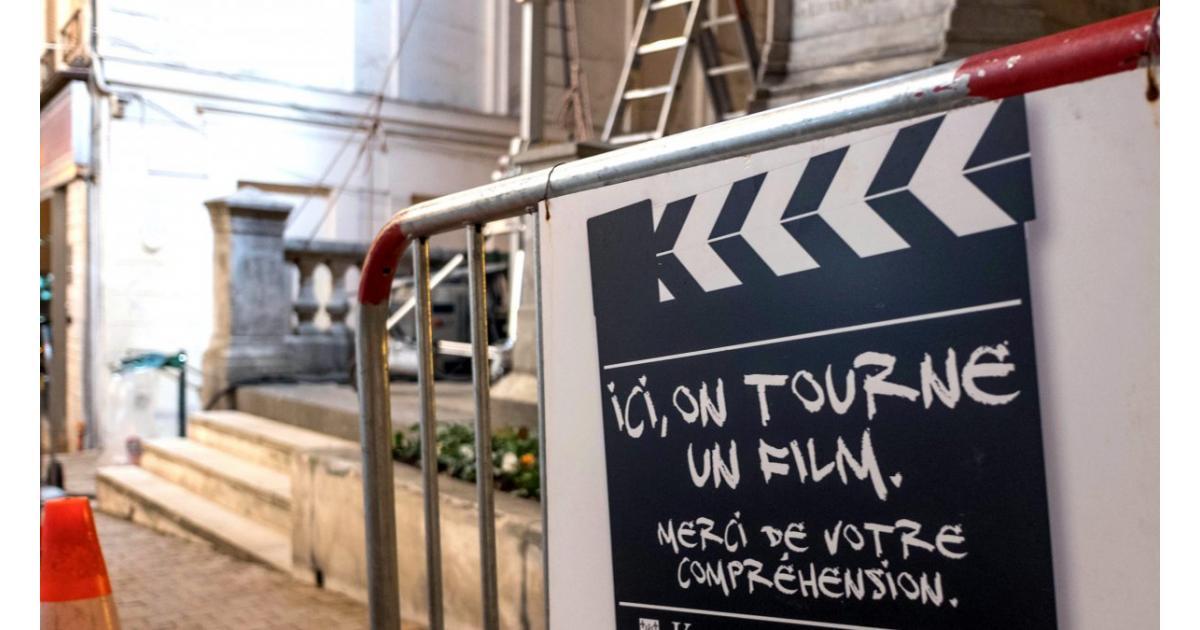 #Nantes #Loire-Atlantique #figuration pour le prochain long-métrage de Stéphane Demoustier