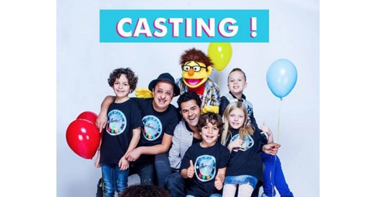 #casting #enfant pour le