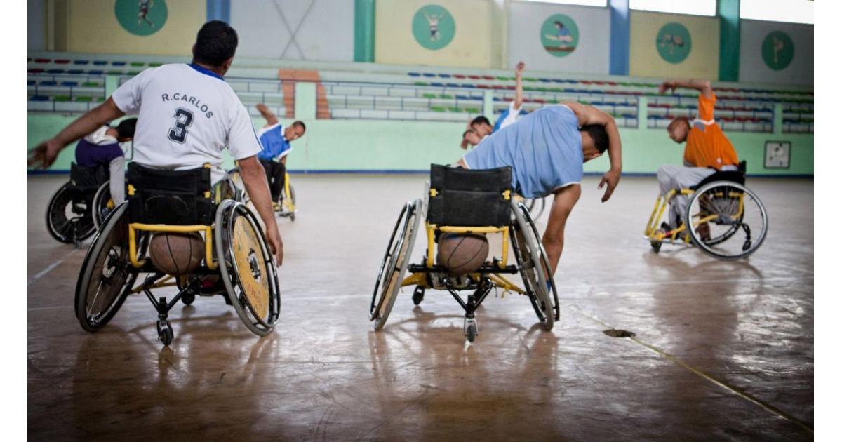 #figurant #handicapé pour tournage du film