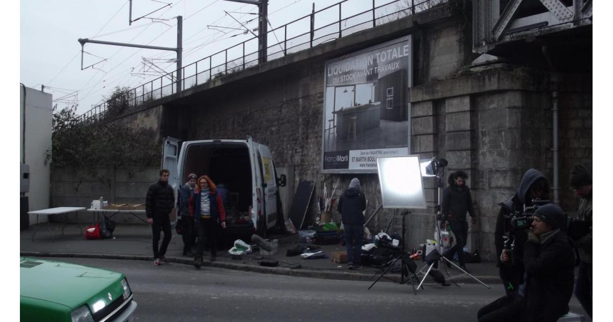 #figuration hommes #africain entre 40 et 70 ans pour tournage #clip #Aubervilliers