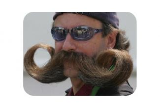 #figuration homme #moustachu #moustache pour la série «Vernon Subutex » Canal+