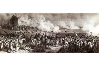 #Marne Cherche figurants pour visite originale du site de la bataille de #Valmy