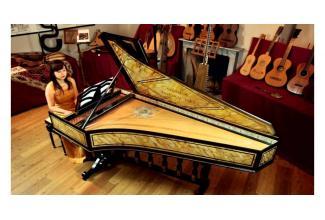 #figurante #pianiste #clavecin #piano pour le film