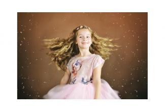 #doublure #enfant fille 12/14 ans pour le film