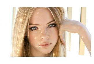 #casting #mannequin #modele #modele #blond clair #Paris