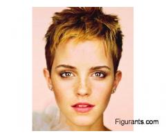 Cherchons modèle femme 25-35 ans cheveux COURT pour shooting