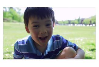 #doublure #enfant #asiatique pour le film
