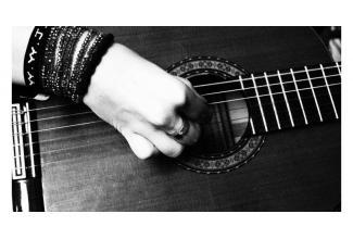 #figuration jeune homme #guitariste pour série Netflix avec Agathe Bonitzer