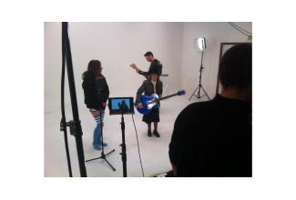 #Belgique #figuration #SterDerZee pour tournage clip #artiste