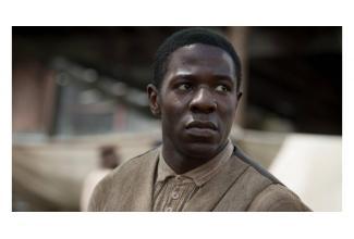 #figuration homme #africain #Syrien #afghan pour la série