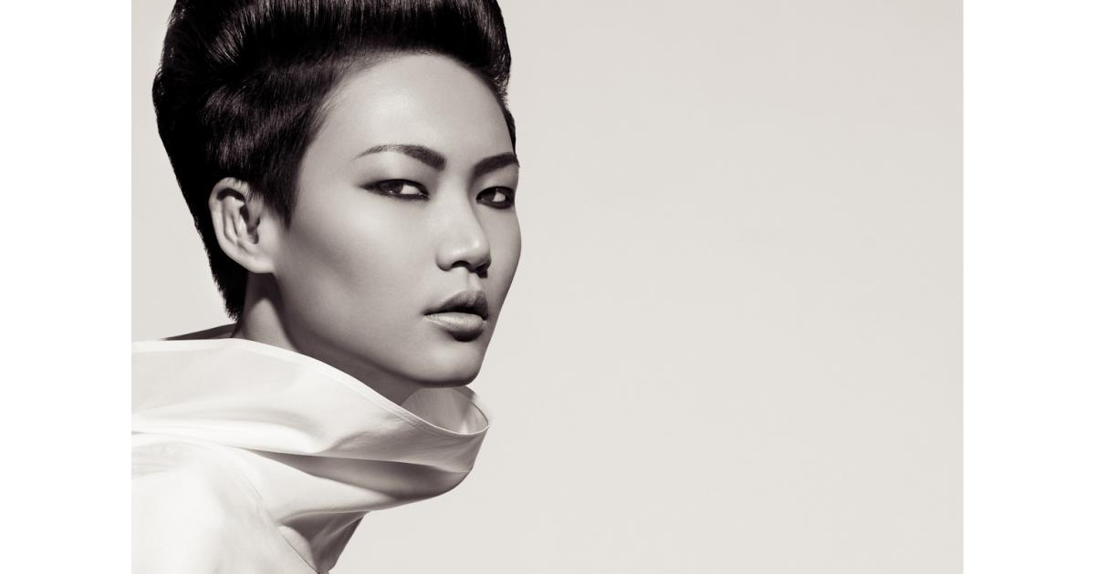 #figuration homme et femme #asiatique #chinois pour la série