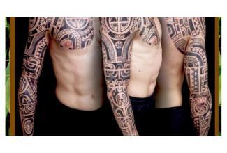 #figuration homme 30 ans avec #tatouage visible pour la série #Profilage #Paris