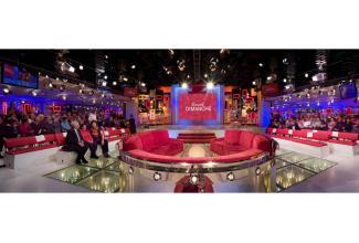 #figurants hommes et femme #public émission de télévision #Paris