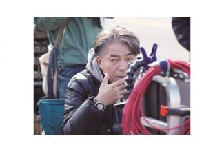 #Versailles #Yvelines #figuration homme/femme pour le prochain film d'Hiroshi Nishitani